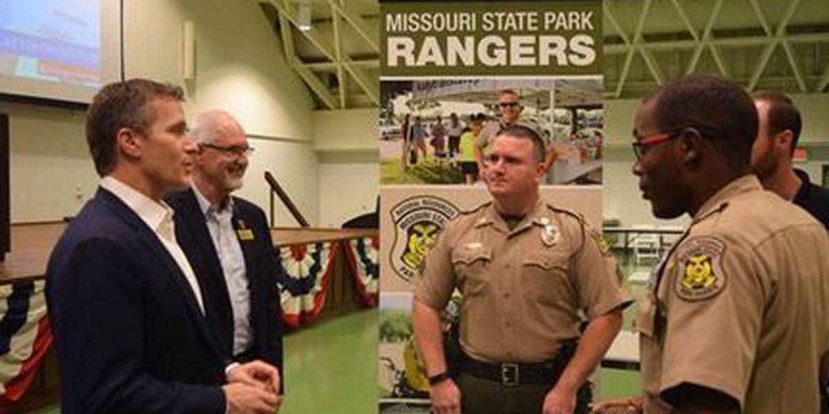 Gov. Greitens announces effort to hire vets for MO state parks