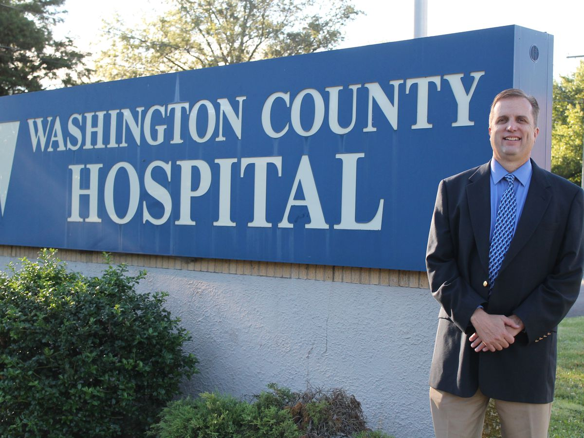 New Washington County, IL Hospital president named
