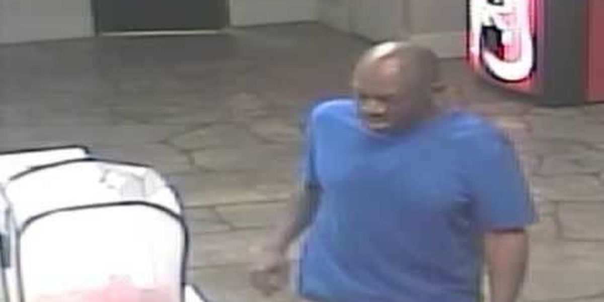 Paducah Police searching for suspect laundry thief