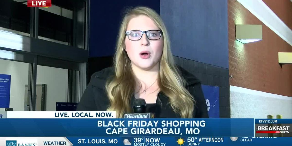 Stores take precautions on Black Friday due to pandemic