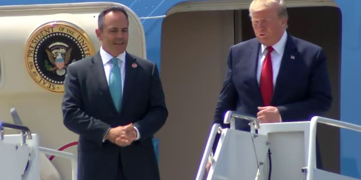Bevin not bothered by Democrats' criticism of Wednesday's Trump fundraiser