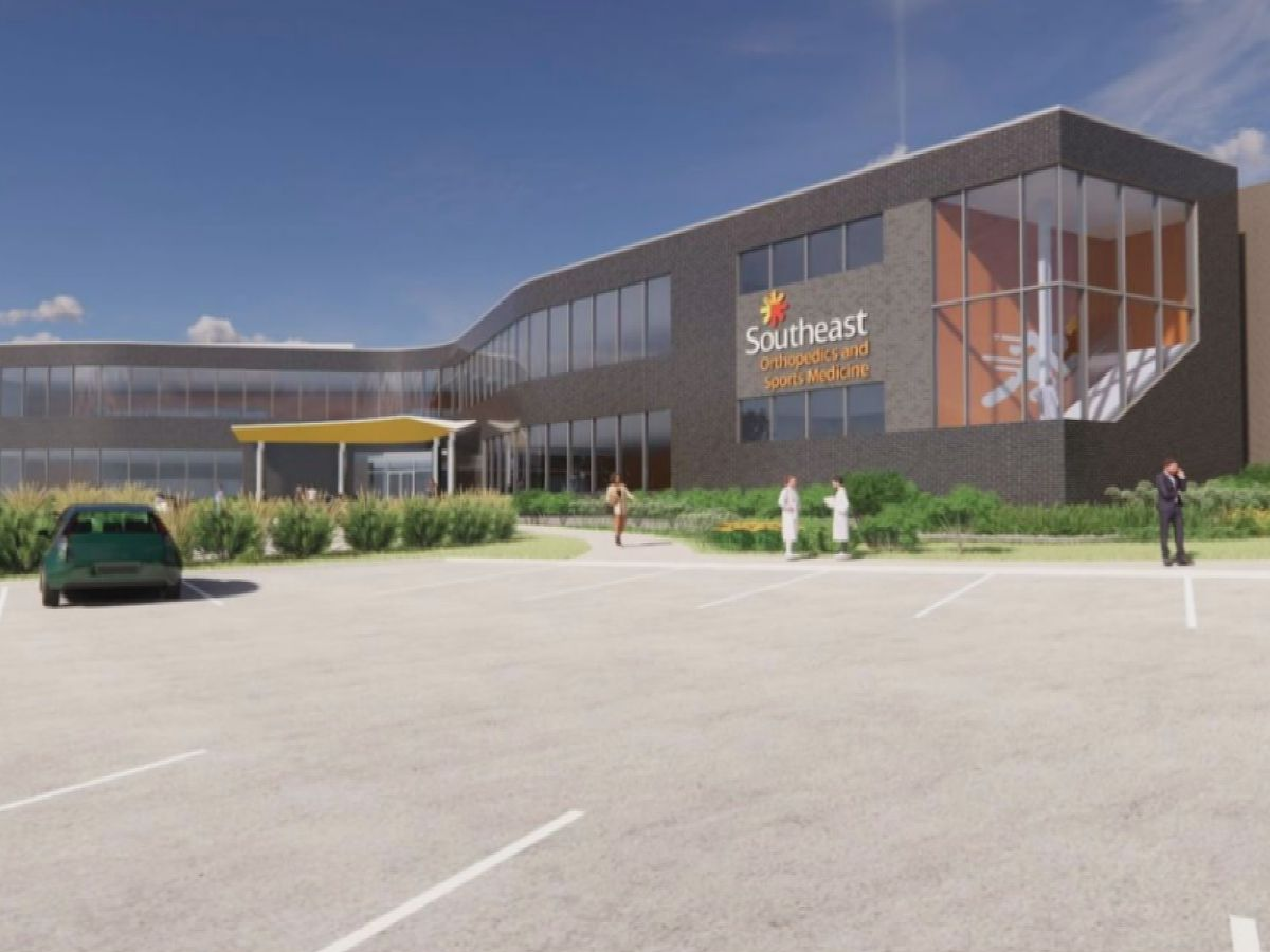 SoutheastHEALTH unveils plans for $125M, three-phase expansion