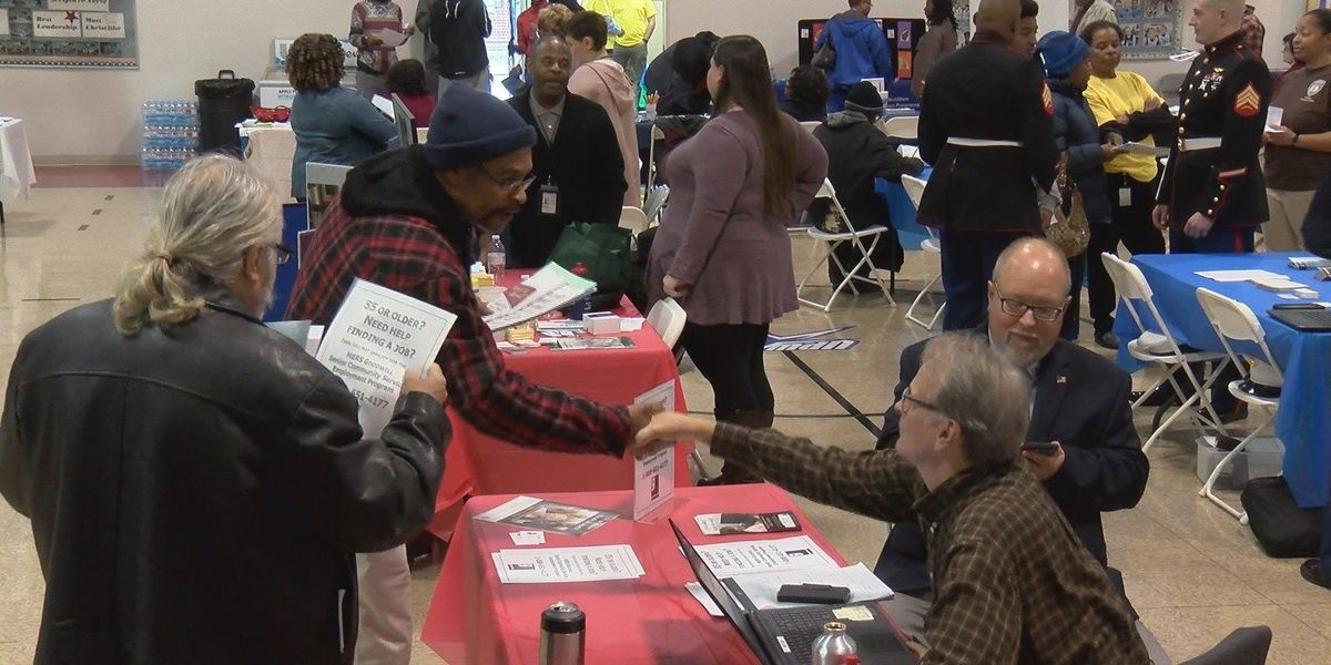 Career fair helps displaced Cairo, IL residents