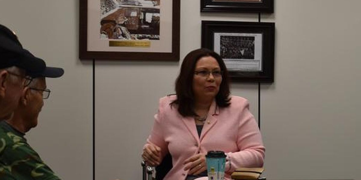 Sen. Duckworth to deliver address on eve of 16th anniversary of Iraq invasion