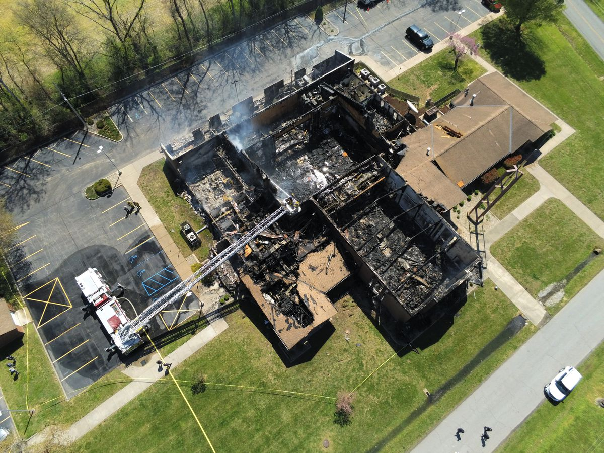 What's next for Cape Girardeau church after devastating fire