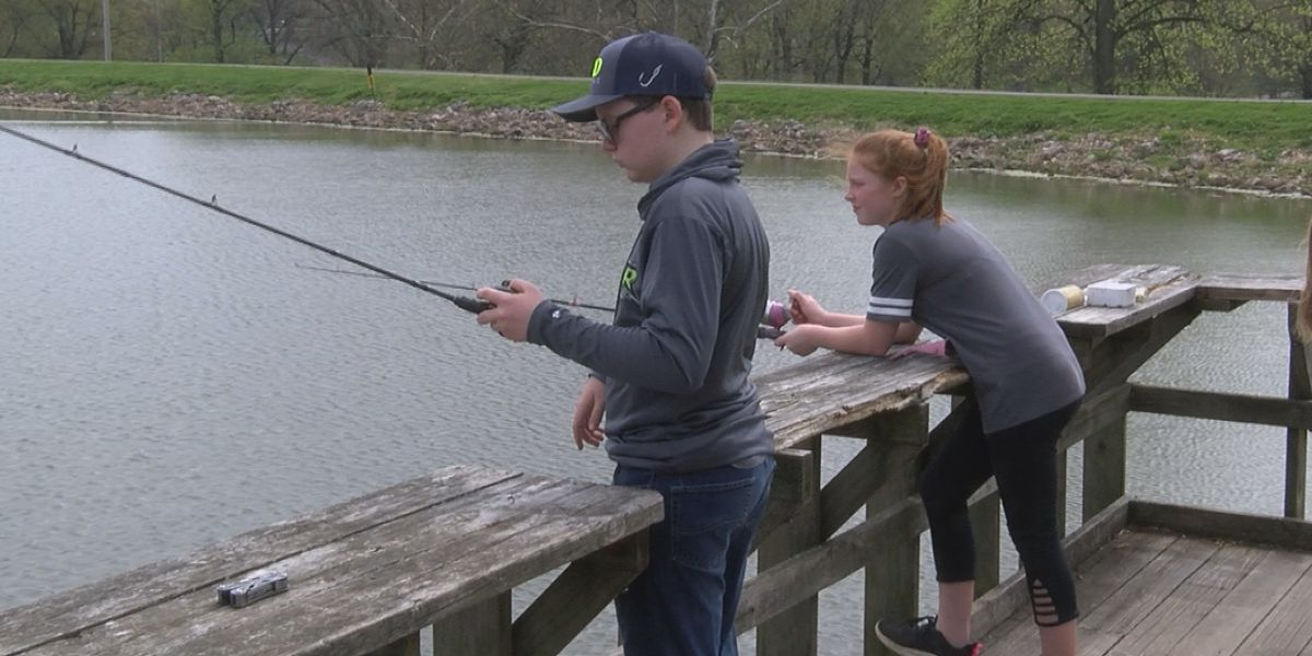 Nice weather gives opportunity for outdoor enjoyment
