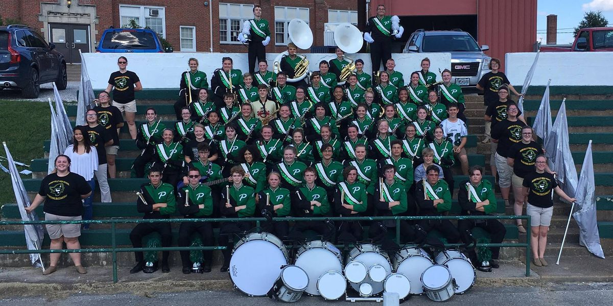 Perryville H.S. band takes first at Farmington Invitational
