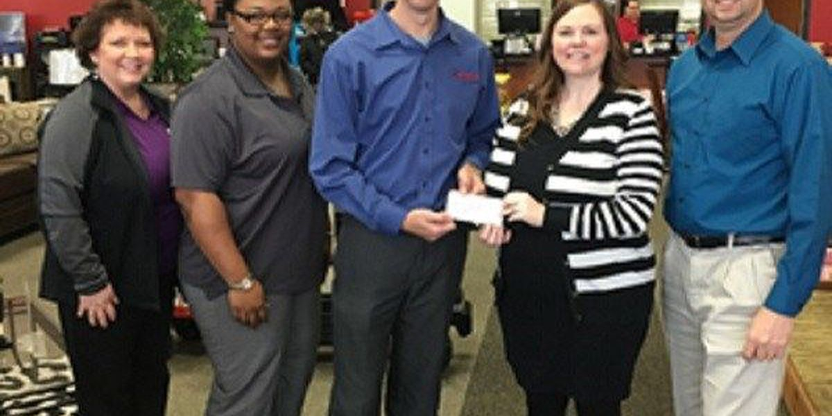 $5K donated to Big Brothers Big Sisters of Eastern MO