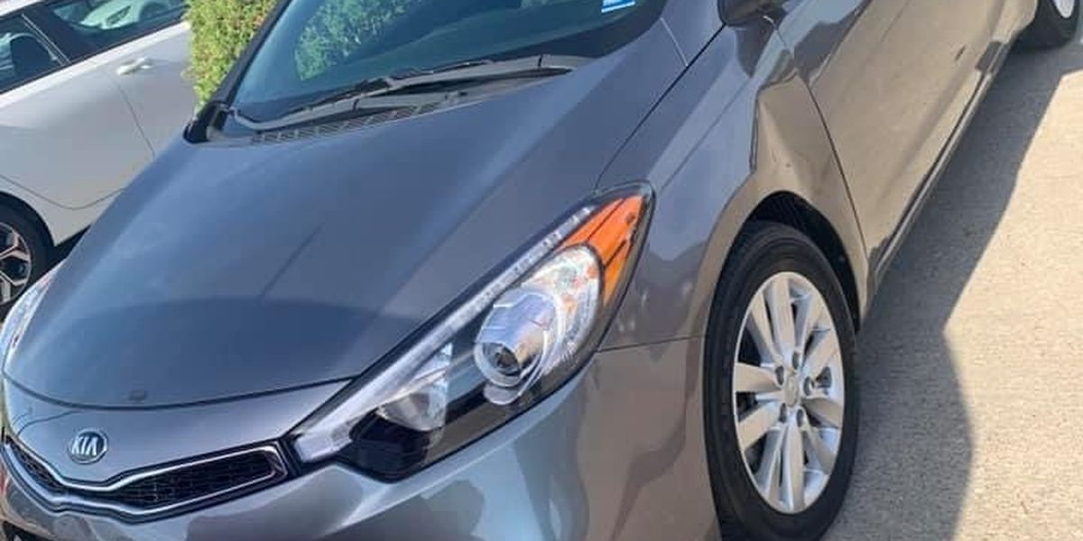 Police looking for stolen car from Cape Girardeau