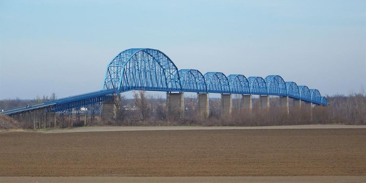 U.S. 45 Ohio River Bridge back open after icy conditions