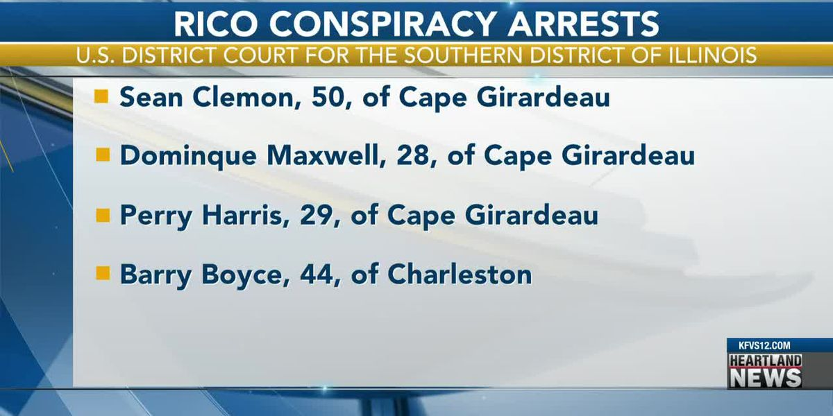 Conspiracy arrests