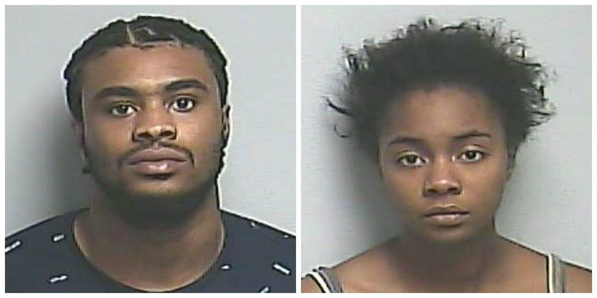 IL man, KY woman arrested after $80K of crystal meth found in Paducah