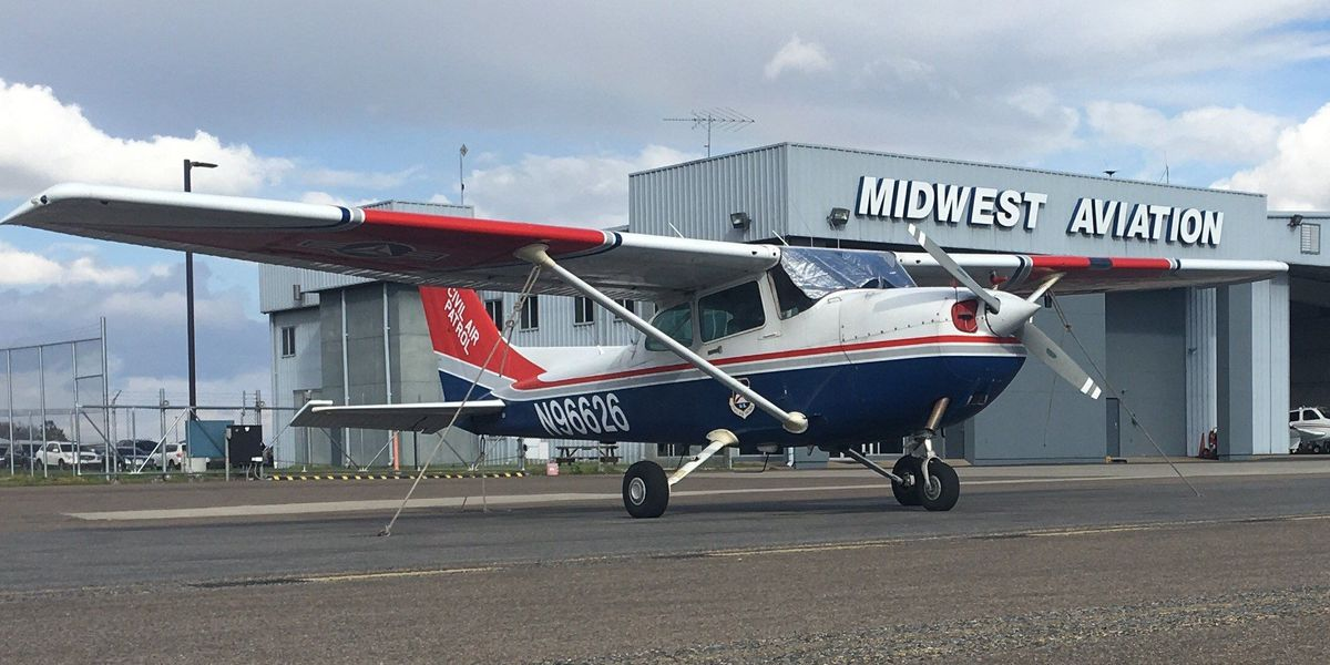 New Civil Air Patrol Squadron in W. KY receives aircraft