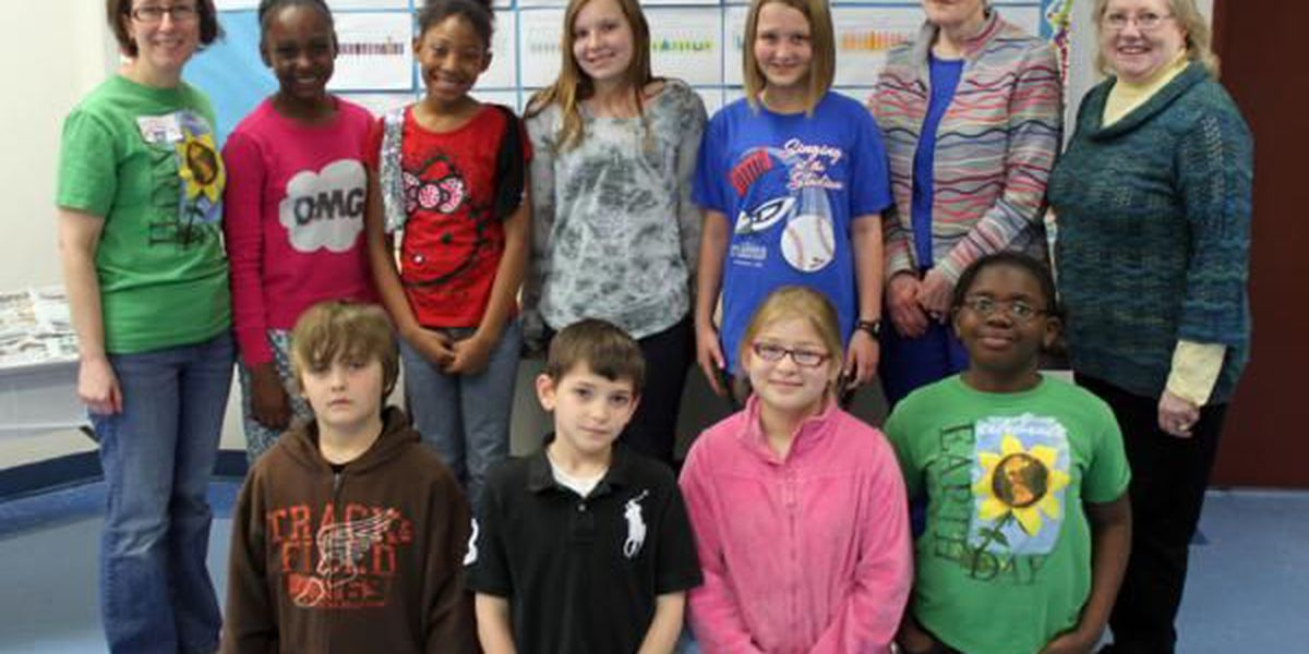 Science Club celebrates Earth Day