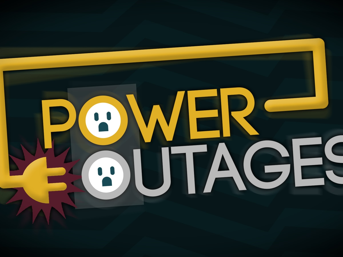 Power outages reported across the Heartland