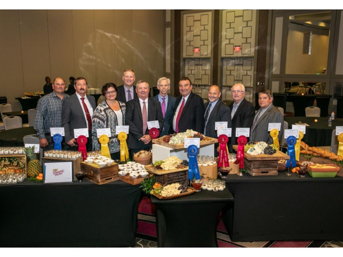 Prairie Farms wins 14 awards in the 2019 National Milk Producers Federation Cheese Contest