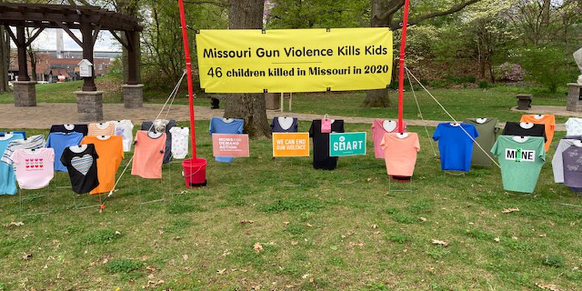 Traveling memorial comes to Cape Girardeau for gun violence awareness
