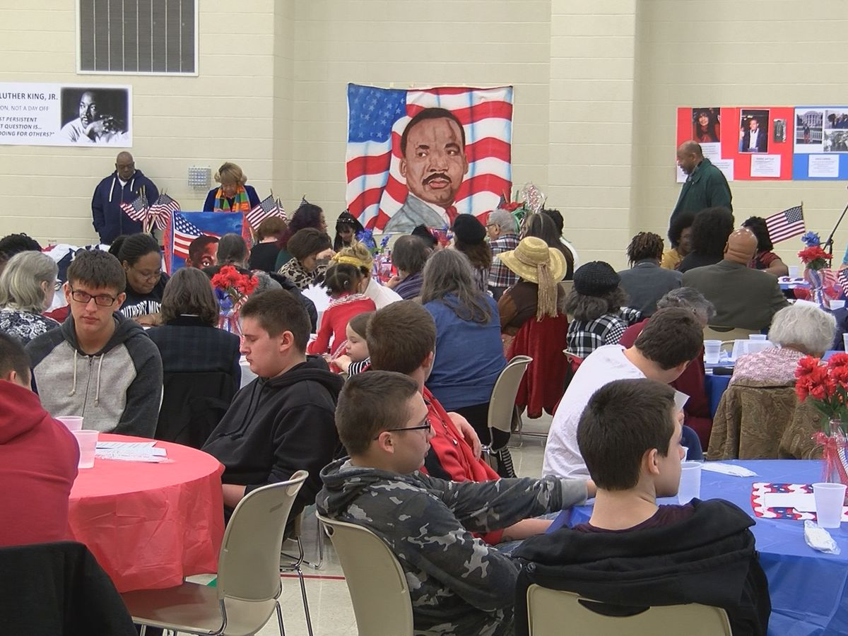 Dr. King honored with prayer service in Cape Girardeau