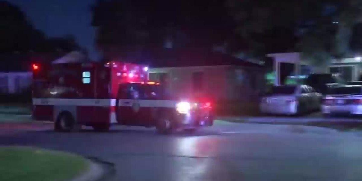 Houston Snapchat party argument turns into gun battle; 7 shot