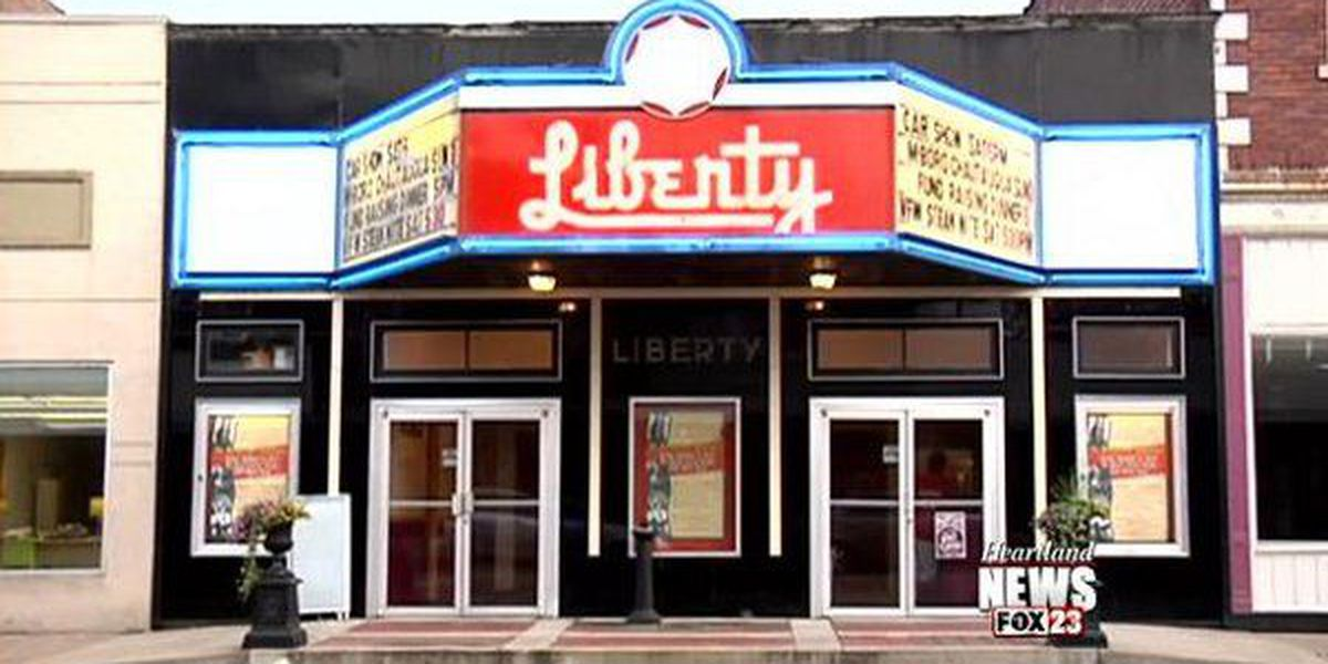 Saving the Liberty Theater in Murphysboro