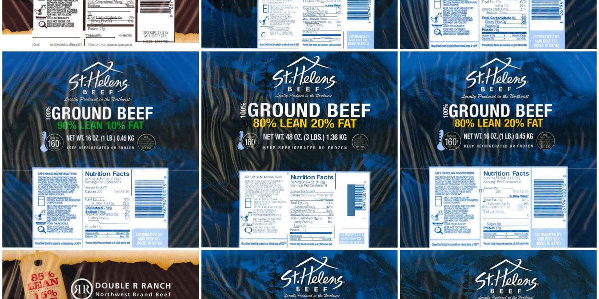 30,000 pounds of ground beef recalled due to extraneous material contamination