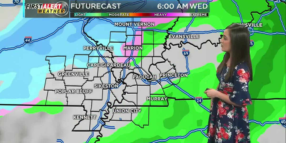 First Alert Forecast at 4 p.m.