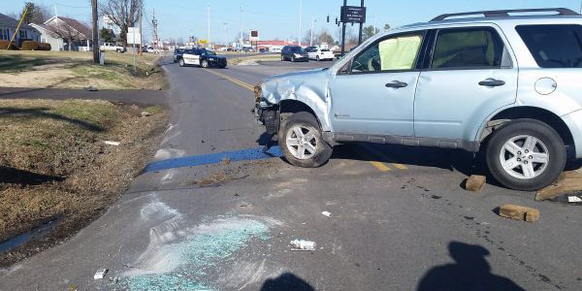 Sun partly to blame for crash in McCracken County