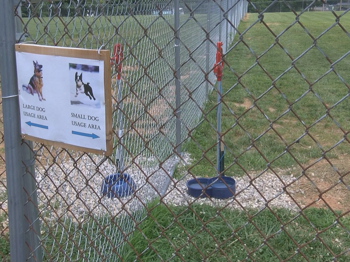 Perryville opens new dog park