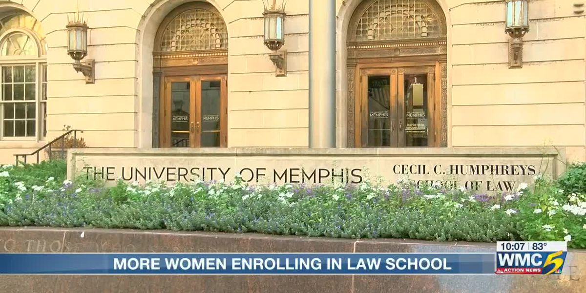 Two Mid-South law schools enroll record-breaking number of women
