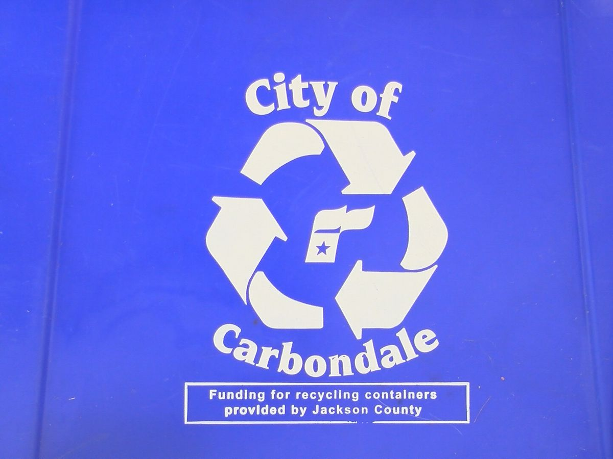 Keep Carbondale Beautiful talks about the future of recycling