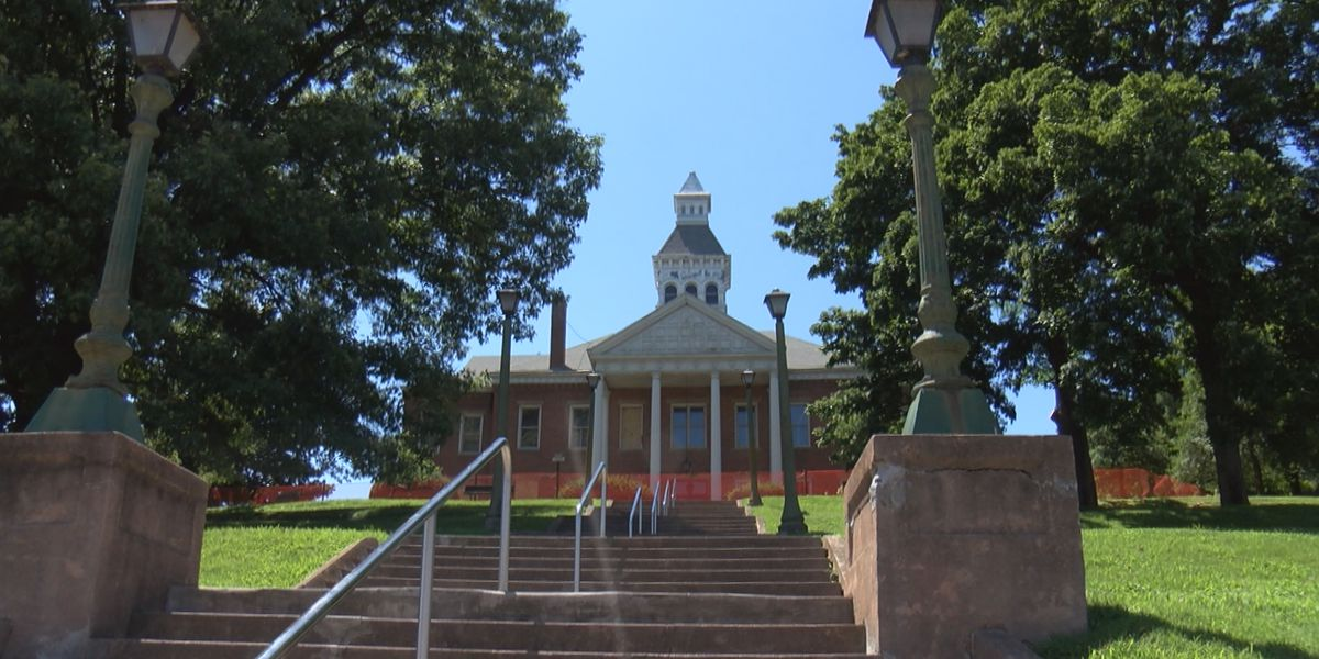 Inside look at construction for the Cape Girardeau City Hall
