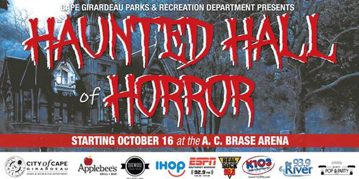 Annual Haunted Hall of Horror to be held in Cape Girardeau
