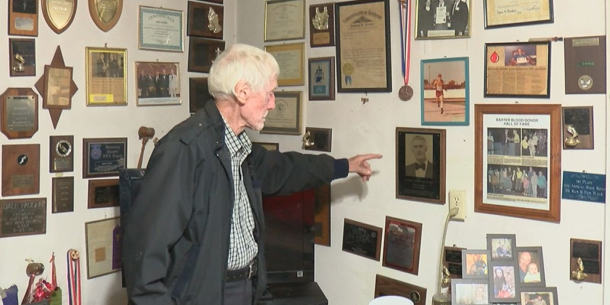 Heartland WWII Veteran shares poem about service in Iwo Jima