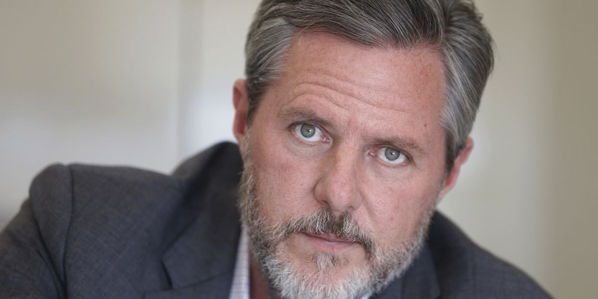 Liberty's Falwell says he's target of 'attempted coup'