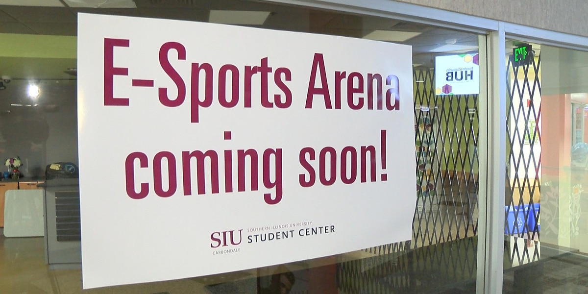 SIUC starting competitive gaming team