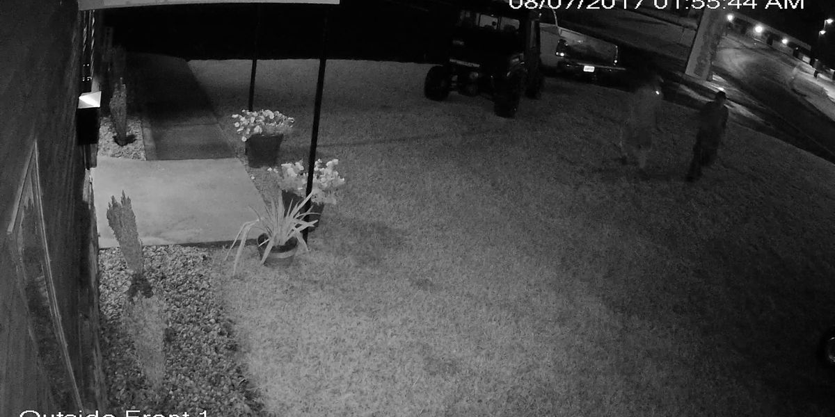 Suspects caught on camera stealing ATV from Paducah business