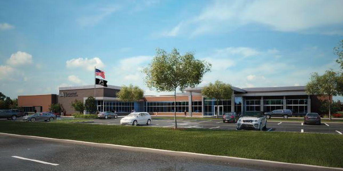 Design phase of new Cape Girardeau VA center underway
