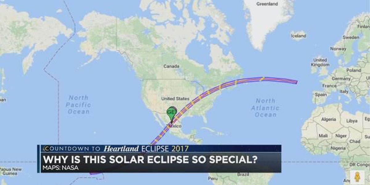Countdown to Heartland Eclipse 2017: Why this eclipse is special