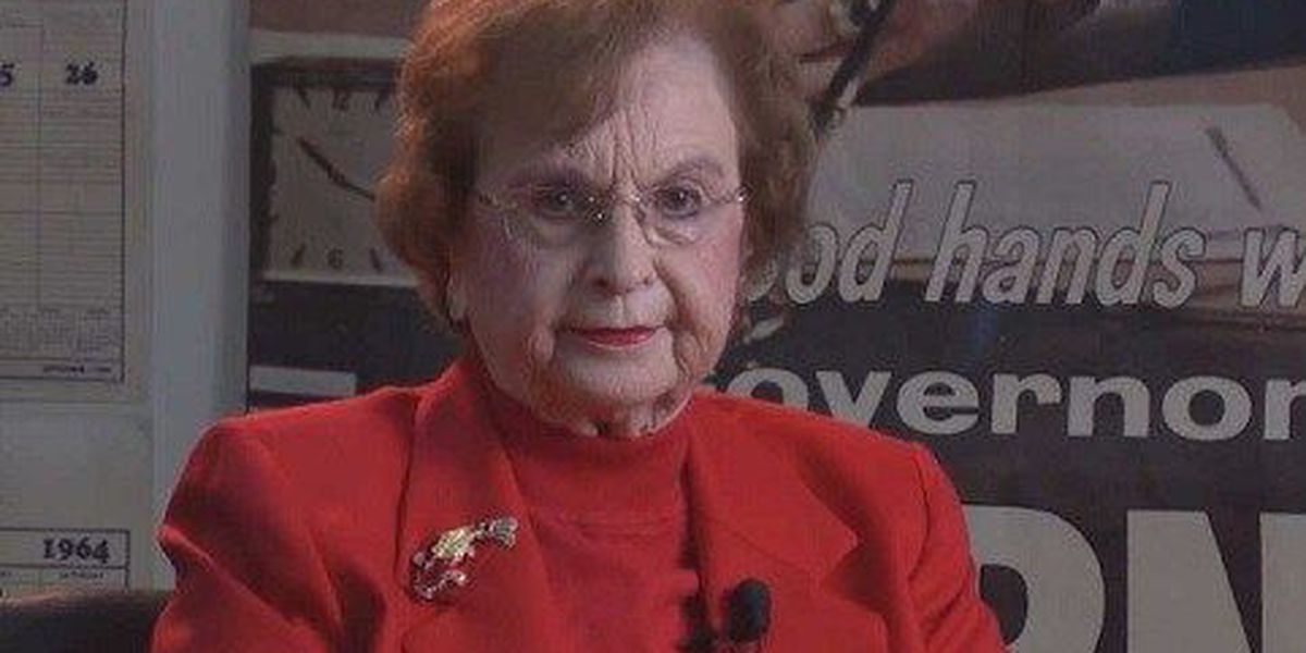 Former MO First Lady honored in Charleston, MO