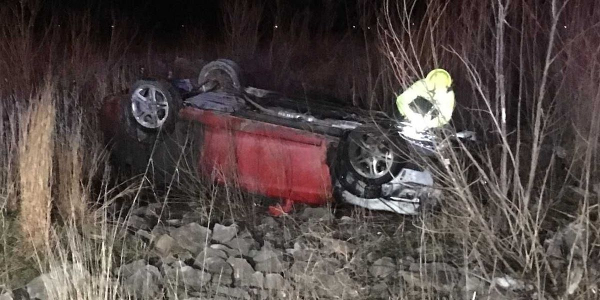1 injured in rollover crash in Cape Girardeau, MO