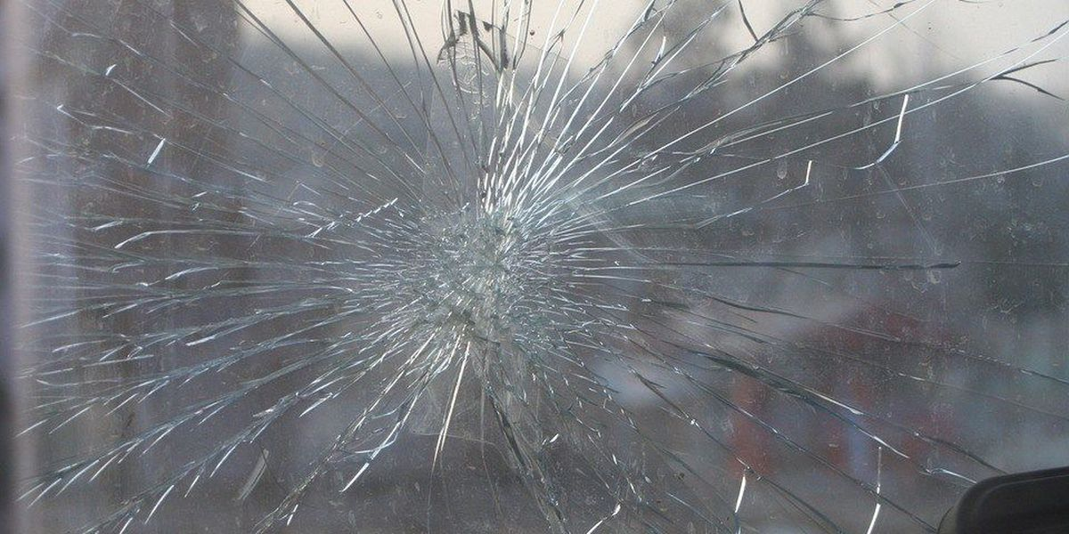 Windshields cracking common as it heats up outside