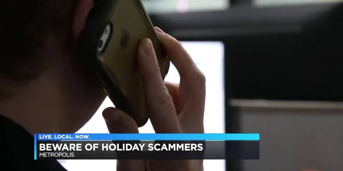 Metropolis Fire Dept. warns of new holiday scam