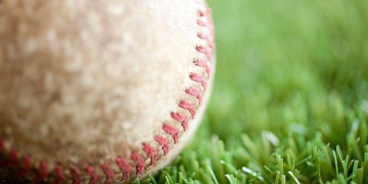 Heartland baseball scores from 5/26