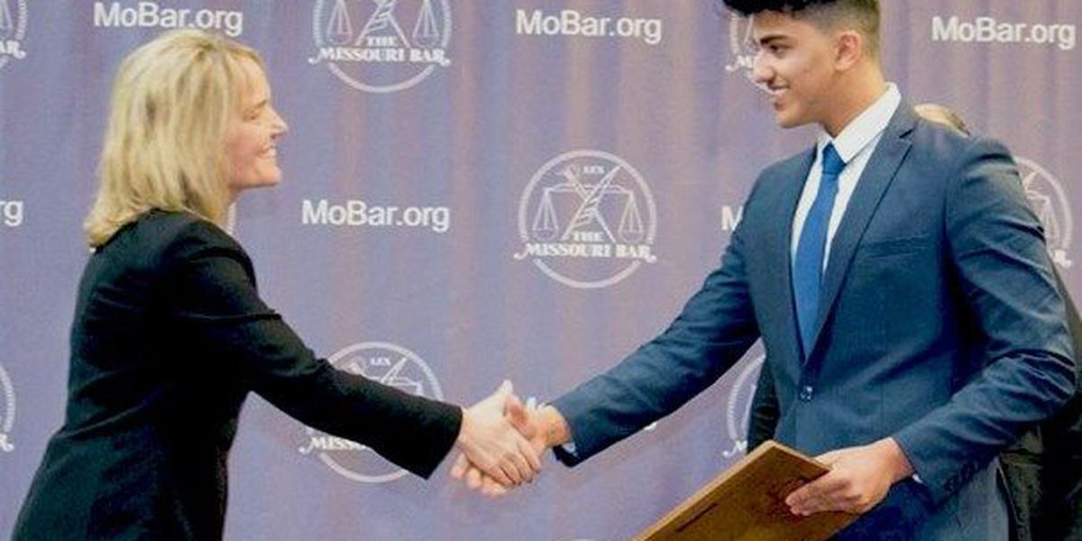 Poplar Bluff High School senior wins big citizenship award