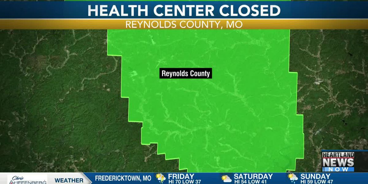 Reynolds Co. Health Center closed due to COVID-19 exposure