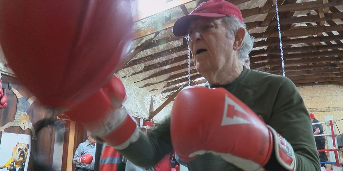 Fighting Parkinson's: Ringside view of patients taking back their lives