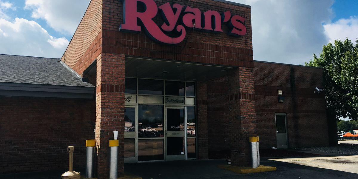 Ryan's closed in Poplar Bluff