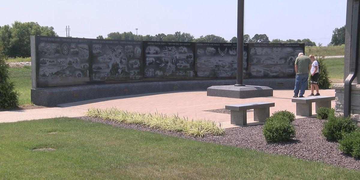 Honor Flag Memorial open for viewing 24/7 at Missouri's National Veterans Memorial