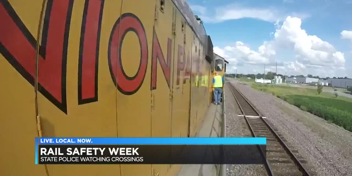 ISP participates in Rail Safety Week