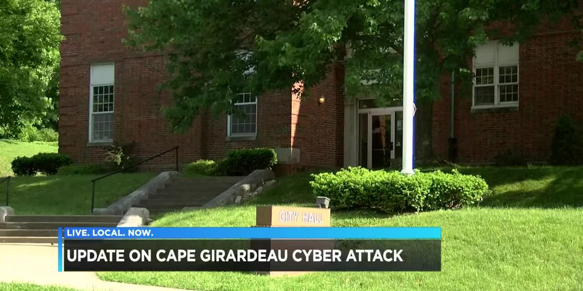 Some City of Cape Girardeau online services still unavailable after cyber attack